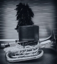 Mellophone At Rest