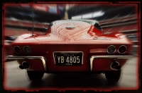 Car Show Corvette