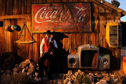 Final Version: Cowboy Chris by Joe McNally